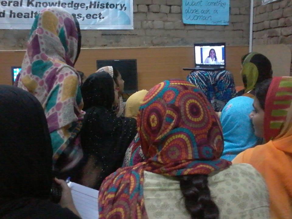GirlsInICT Event-ChunriChoupaal