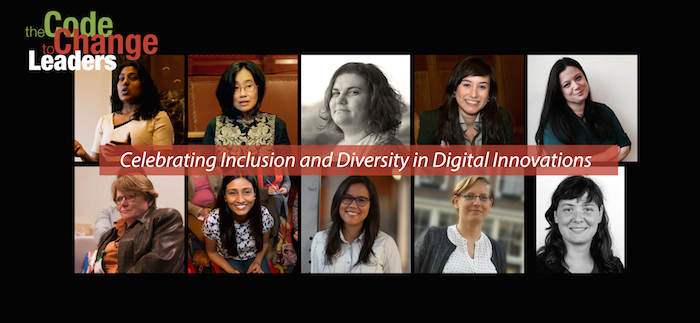 Banner - Celebrating inclusion and diversity in Digital Innovations