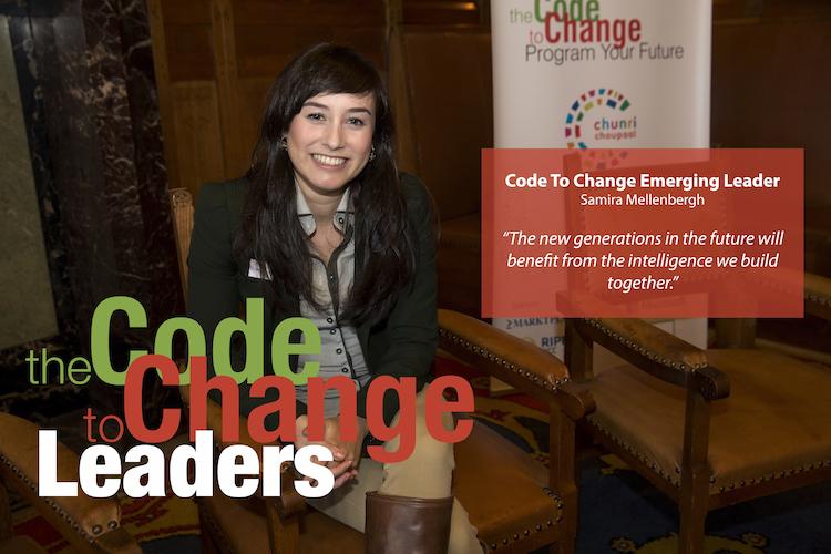 Samira Mellenbergh- C2C Leader 2